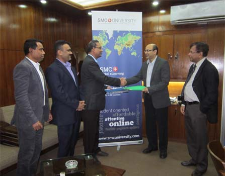 INSIGHT signs Agreement with Swiss Management Center University